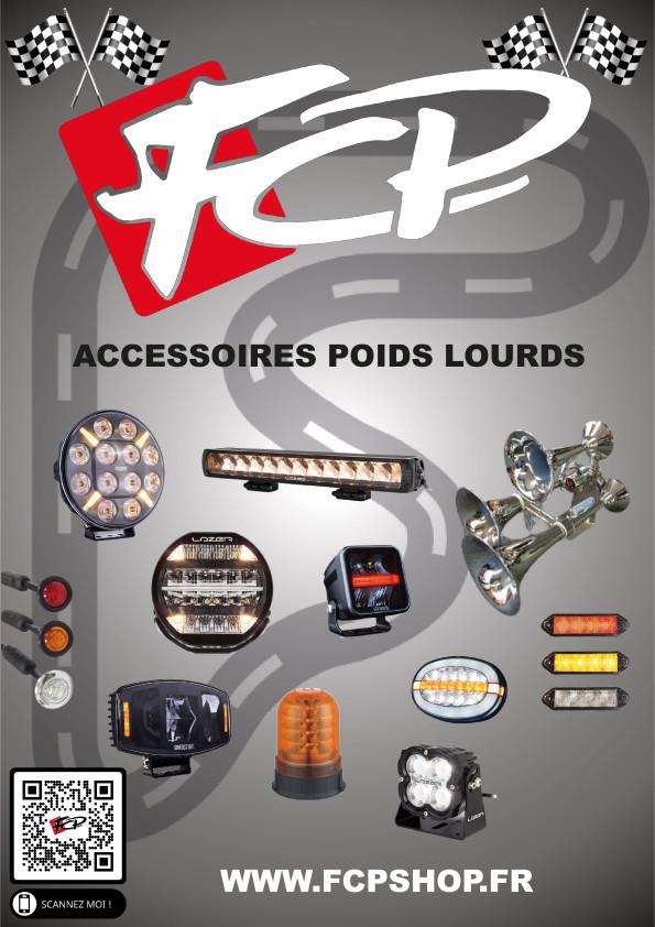 Catalogue général des accessoires camions
