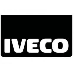 Bavette noire IVECO blanc
