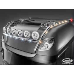 Pare Buffle Inox poli Volvo
