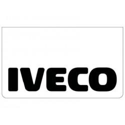 Bavette blanche IVECO noir