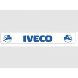 Bavette blanche IVECO bleu