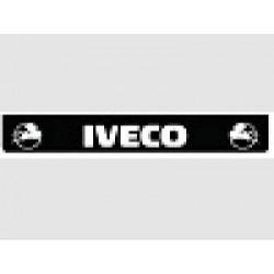 Bavette noir IVECO blanc
