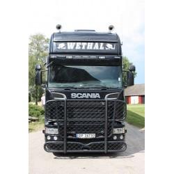 Visière plastique Scania